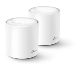 Tp-link Deco W3600 Wi-fi 6 Ax1800 Mesh Wifi Router Replacement System 2-pack New