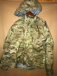 New Without Tags Extreme Cold Wet Weather Gen 3 Layer 6 Jacket Multicam Med Reg