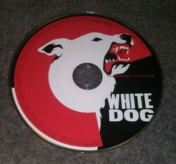 White Dog DVD Criterion Paul Winfield Kristy McNichol Burl Ives DISC ONLY