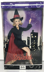 Bewitched Barbie Samantha Collector Edition Nrfb Collectibles 1960s Tv Show Read