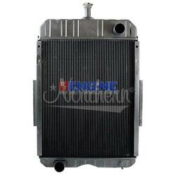 New Radiator International Tractor Fits 806, 826, 856 Gas And Diesel, 1026, 1206