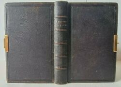 1864 / Proper Lessons - Morning And Evening Prayer / Bible Interest