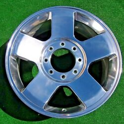4 New 20 Inch Wheels For Ford F250sd F350sd F250 F350 Excursion Oem Factory Spec