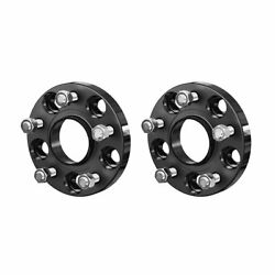 2pc 5x114.3 Hubcentric 0.75 | 12x1.5 | 64.1mm Cb Wheel Spacers For Honda Accord