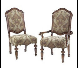 Set Of 8 Bernhardt Dining Chairs Frontgate Dining Room Local Pick Uponly