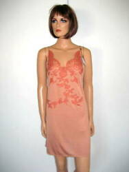 Marjolaine Nuisette Rose Lotus Taille 44 Lettie 60 Soie Pink Babydoll Size Xl
