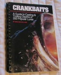 Crankbaits A Guide To Casting And Trolling Depths 200 Popular Lures By Mcclelland