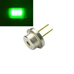 525nm 1.5w To-5 9mm Green Laser Diode, Square Spot