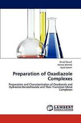 Preparation Of Oxadiazole Complexes By Emad Yousif Hamsa Ahmed Ayad Jassim...