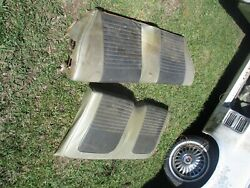 67 Mustang Coupe Rear Back Seat Core To Be Restored Recovered 1967