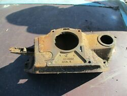 60 61 62 Ford Mercury 390 406 Bell Clutch Housing Manual 4848339andnbsp
