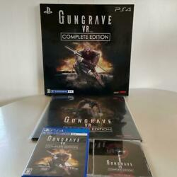 Gungrave Vr Complete Edition Limited Ps4