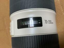 Canon Ef70-200mm F2.8l Is Ii Usm Canon Ef Mount From Japan
