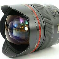 Wide-angle Lens Canon Ef14mm F2.8 L Usm Canon Ef Mount From Japan