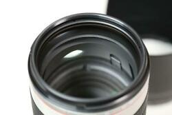 Used Canon Ef70-200mm F2.8 L Isii Usm Canon Ef Mount From Japan