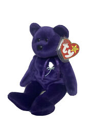Princess Diana Ty Beanie Baby Rare Limited Edition 1997 Tag On Inside 400