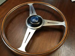 Nardi Steering Wheel Mercedes 230sl Or 220se Or Roadster Or Convertible Coupe