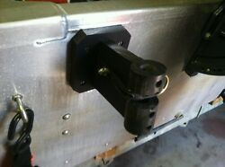 Anytide Shallow Water Anchor Transom Mount