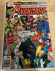 Avengers 181 1979 Debut Scot Lang Ant-man 1st Appearance George Perez
