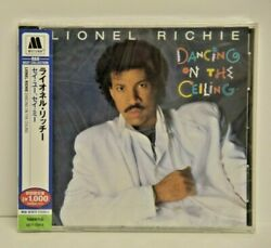 Lionel Richie - Dancing On The Ceiling - Cd Japan - Sealed