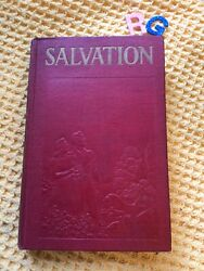 Rare Vintage , Watchtower And Track Society , Salvation 1939