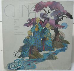 China Shantung Folk Music And Traditional Instr. Pieces Nonesuch Near Mint Minus