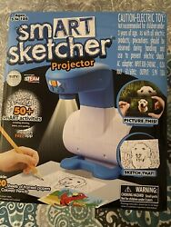 Smart Sketcher Projector Ssp213 Learning And Creative Sketch Toy