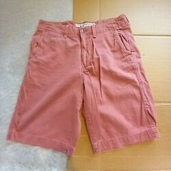 American Eagle Outfitters Mens 33 Actual 36x11.5 Pink Longboard Shorts 100