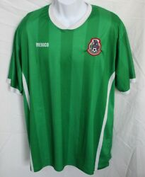 Mexico Chicharito Javier Hernandez 14 Soccer Jersey Sports Shirt Size G Large