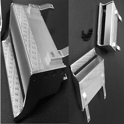 For Tamiya Model Truck Tractor 1/14 King 1 Pair Aluminum Metal Steps Accessories
