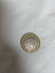 Rare R. Trevithick Invention Industry 1804-2004 Andpound2 Coin Minting Error Line