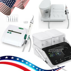 Vrn Dental Ultrasonic Scaler Air Polisher And Led Detachable Handpiece No-pain