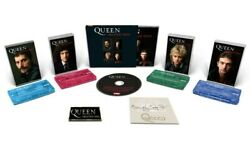 Queen Greatest Hits - Signed Cd And 4 Collectors Cassette Set Bundle 1000 Only