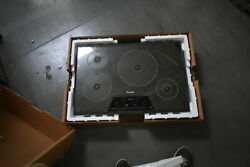 Thermador Cit304km 30 Silver Mirrored Finish Induction Cooktop Nob 35093 Clw