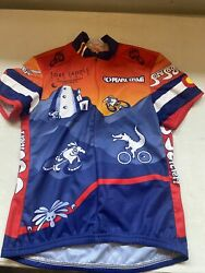 Small Cycling Jersey Steamboat Springs Colorado Sore Saddle Cyclery Pearl Izumi