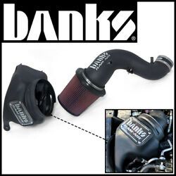 Banks Power Big-ass Ram-air Cold Air Intake System For 13-17 Ram 2500 3500 6.7l