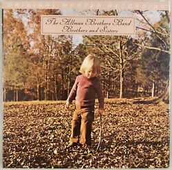 Allman Brothers Band Brothers And Sisters Mfsl Mofi Audiophile Rock Lp Vinyl