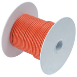 Ancor Orange 18 Awg Tinned Copper Wire - 1000and039