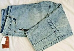 Akademiks Jeans Mens Size 44 X 32 Jeanius Level Products Urban Wear Nwt Msrp 76