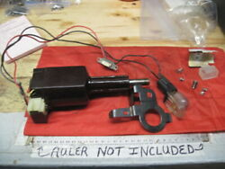 Singer 758 Sewing Machine Motor On/off Switch Direct Drive Gear Paj 28-8 Light
