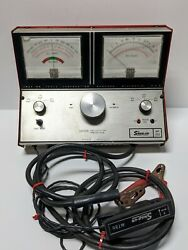 Vintage Snap-on Tools Mt-552 Charging Circuit Battery Load Tester
