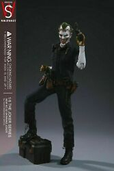 Swtoys 1/6 Fs037 The Skinning Joker Collectible Action Figure Doll Model Toy