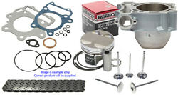 Yamaha Yz250f Wiseco Top End Rebuild Kit With Cylinder 2014 - 2015