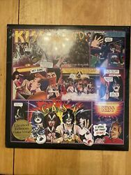 Kiss Unmasked 40th Anniversary Limited Edition Color Vinyl Still Sealed