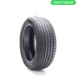 Set Of 2 Used 235/50r18 Dunlop Conquest Sport A/s 97w - 8-9.5/32