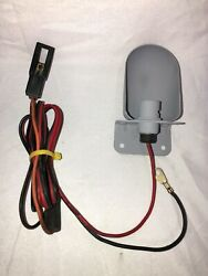 Corvette Oem Under Hood Courtesy Light Housing And Wire Harness 1977-1982