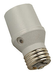Woods 59404wd Light Socket With Photocell Sensor, Indoor - Quantity 1