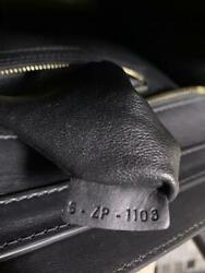 Final Celine Luggage Black With Production Number Photo _32430