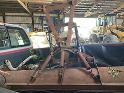 Western Snow Plow . 1 Plow And 1 Mount With Accessories