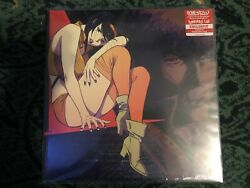 The Seatbelts Andlrmcowboy Bebop Soundtrack Turntable Lab Clear 2lp X/800 Sold Out